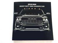 2019 Ram 2500 3500 Heavy Duty Truck 54-page Sales Brochure Catalog - Dodge