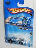 Hot Wheels 2005 First Editions Drop Tops 28 Drop Top Lt Blue w/ 5SPs