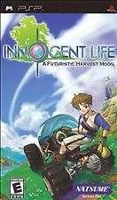 Innocent Life: A Futuristic Harvest Moon (Sony PSP, 2007) New and Sealed RPG