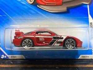 Hot Wheels VHTF 2010 Nightburnerz Series 24/Seven 24 Seven
