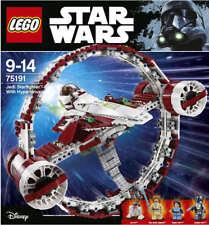 LEGO ® Star Wars ™ 75191 Jedi Starfighter ™ with Hyperdrive Nouveau neuf dans sa boîte NEW En parfait état dans sa boîte scellée Boîte d/'origine jamais ouverte