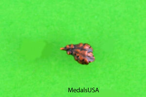 "Oak Leaf Cluster bronze 1 on 5/16""  full size Medal Attachment Device"