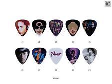 Prince Guitar Pick Set (10pcs)