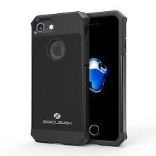iPhone 7 Slim Case ZeroLemon Razor Armor Dual Layer Protective Case for iPhon...