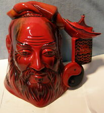 * Gorgeous, Very Collectible - Royal Doulton Character Jug - Confucius *