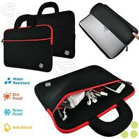 """Kozmicc Universal Neoprene Sleeve Case Cover Pocket Bag up to 12.2"""" Inch Tablets"""