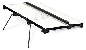 A3 A2 Drawing Board Parallel Motion Tilted Stand Architecture WOODEN!