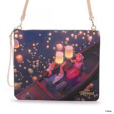 NEW Samantha Thavasa Disney Rapunzel Clutch Bag multi color from Japan F/S