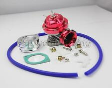 UNIVERSAL BILLET ALUMINUM TYPE-RS TURBO BLOW OFF VALVE BOV BLUE WITH GASKET NEW!