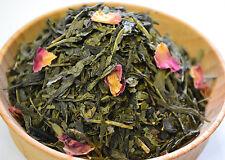 Pomegranate Flavored Green Tea 16 oz Loose Leaf One Pound Atlantic Spice Company