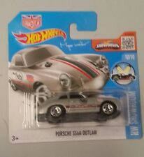 Hot Wheels 2016 Porsche 356A Outlaw  Magnus Walker SHORT CARD