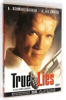 DVD TRUE LIES 1994 Azione James Cameron A. Schwarzenegger J. Lee Curtis