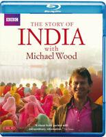 The Story Of India - con Michael Wood Blu-Ray Nuevo Blu-Ray (BBCBD0111)