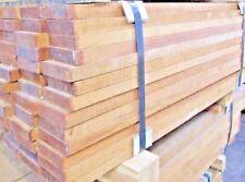 "Teak Wood Marine Quality 1-Pc 1"" x 5"" x 36""  Exotic Burmese Teak Lumber KD-RGH"