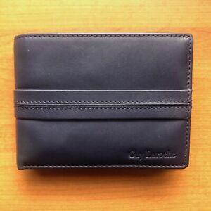 Guy Laroche Mens Wallet Navy Blue - Brand New
