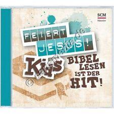 CD: FEIERT JESUS! Kids - Bibellesen ist der Hit! (Produzent Daniel Jacobi) *NEU*
