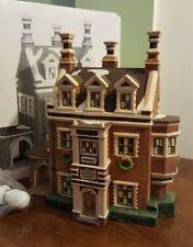 Dept 56 Dickens Village 1995 Lighted Dursley Manor 58329