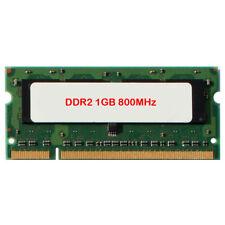 Memorias DDR2 1GB 800 MHz varias marcas SODIMM