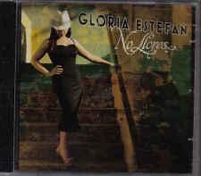 Gloria Estefan-No Llores Promo cd single