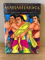 Mahabharata DVD Animated Classic Aranyaka Parva - The Period Of Exile New NTSC