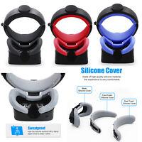 Für Oculus Rift S VR Brille Headset Silikon Foam Augenmaske Face Eye Mask Cover