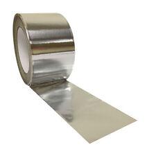 "3"" HVAC Heat Shield Duct Sealing Self Adhesive Aluminum Foil Tape 100' ft"