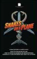Snakes on a Plane,Faust, Christa,Very Good Book mon0000029161