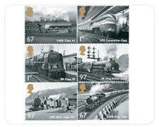 Engeland 2011 Great BrithishRailways/trains 6w postfris