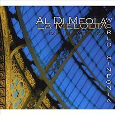 Di Meola, Al World Sinfonia Melodia Live in Milano CD