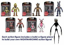 Set of 5 Nightmare Five Nights at Freddy's 5 inch Action Figures (NEW) US Seller
