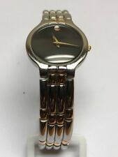 movado two tone lady watch 84.45.821