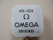 NOS Omega cal 470 PEZZO - al centro ruota & CANNONE PIGNONE - RICAMBIO no.