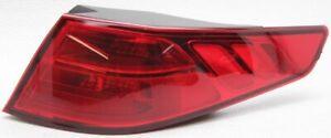 OEM Kia Optima Right Passenger Side Tail Lamp 92402-4C500