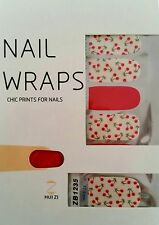 14PCS NAIL WRAPS POLISH STICKERS PATCH FOILS NAIL ART DECALS ADHESIVE
