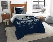 The Northwest 1NFL862000009RET NFL 862 Cowboys Draft Comforter Set Twin