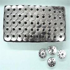 100 Metal Bobbins For Juki DDL-8700 Single Needle Lockstitch Sewing Machines