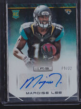 2014 R&S Marqise Lee SP Auto Rc Serial # to 32