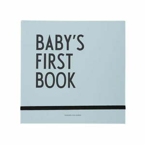 Dessign Letter Baby's First Book