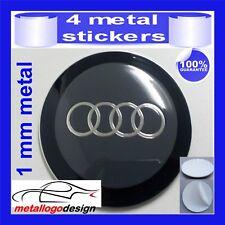 METAL STICKERS WHEELS CENTER CAPS Centro LLantas 4pcs MERCEDES 16 new model
