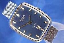 Vintage Retro Renis Caballeros Mecánico Reloj 1960S nos nuevo viejo Stock