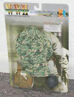 1:6 Dragon FIGURE WW2 GERMAN Infantry PANZER JACKET Camouflage Smock Hood FH/_1Q
