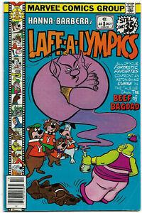 LAFF-A-LYMPICS#8 FN/VF 1978 MARVEL BRONZE AGE COMICS