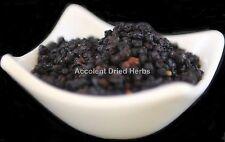 Dried Herbs: ELDER BERRIES  Elderberries  Elderberry     (Sambuccus nigra)  50g.