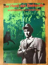 Hund von Baskerville (Plakat ´65) - Peter Cushing / Christopher Lee / Hammer