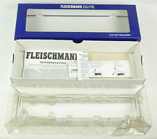 Fleischmann Scatola Vuota 411871 locomotiva BR 18 604 Digital Sound OVP EMPTY BOX h0