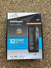 ARRIS Surfboard SB6190~DOCSIS 3.0 Cable Modem~1.4 GBPS~32 Down 8 Up Channels