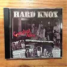 Hard Knox - Combat Alley (Sleaze / Glam) Skin N' Bones - Sweet Teaze - Crashdiet
