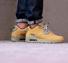 NIKE Air Max 90 Winter Prenium Wheat Pack Kid Sneaker US 5.5y / EUR 38 rrp:129€
