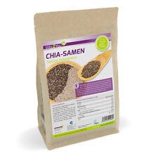 Vita2You Chia Samen 1kg Zippbeutel - Salvia Hispanica - Qualität die überzeugt