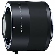 Objetivos teleconversores Tamron para cámaras Canon